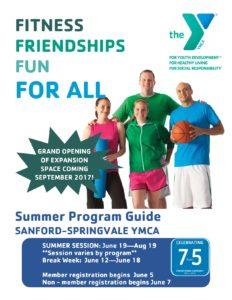 Summer Programs!!!