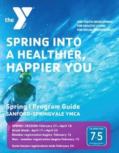 Spring I Programs!!!