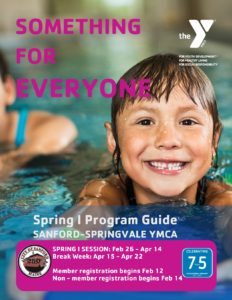 SPRING I PROGRAMS ARE HERE!!!