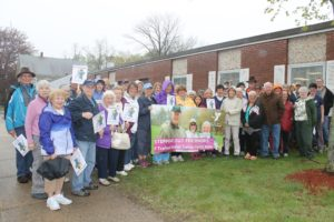 Stepping Out for Seniors: Walkers Raise $12,000 for Y Trafton Senior Center!!!