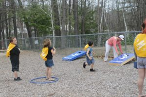 Families Charge Into Summer at Healthy Kids Day!!!
