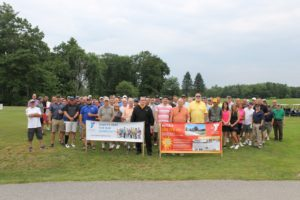 """Community Plays to """"Build A Better Us"""" at Y's 26th Annual Charity Golf Tournament!!!"""
