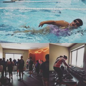 Indoor Triathlon Results!!!