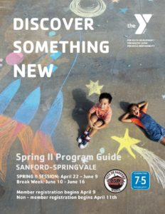 SPRING II PROGRAM GUIDE AVAILABLE NOW!