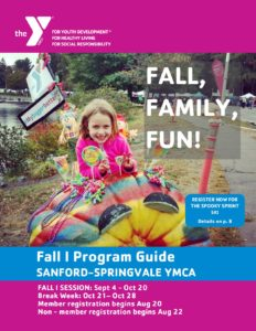 FALL PROGRAM GUIDE AVAILABLE NOW!!!