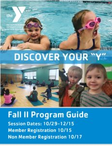 Fall II PROGRAM GUIDE AVAILABLE!!!