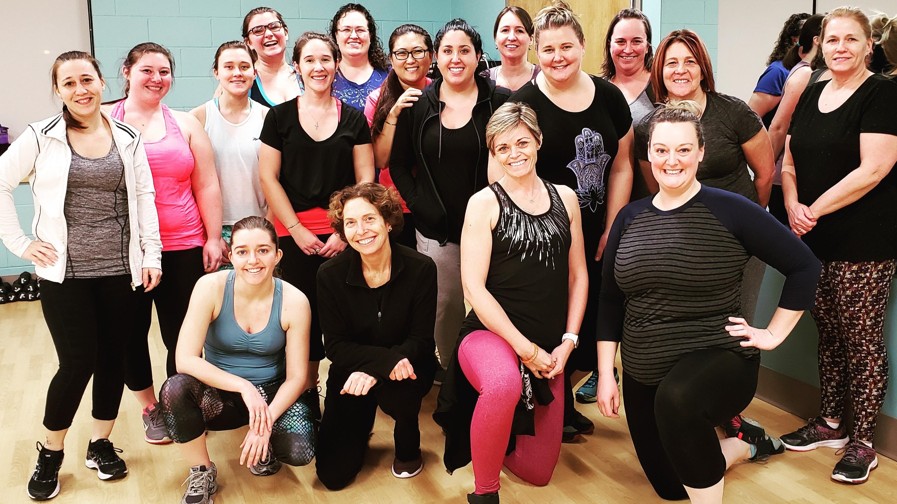 Over 40 Classes INCLUDED with Membership