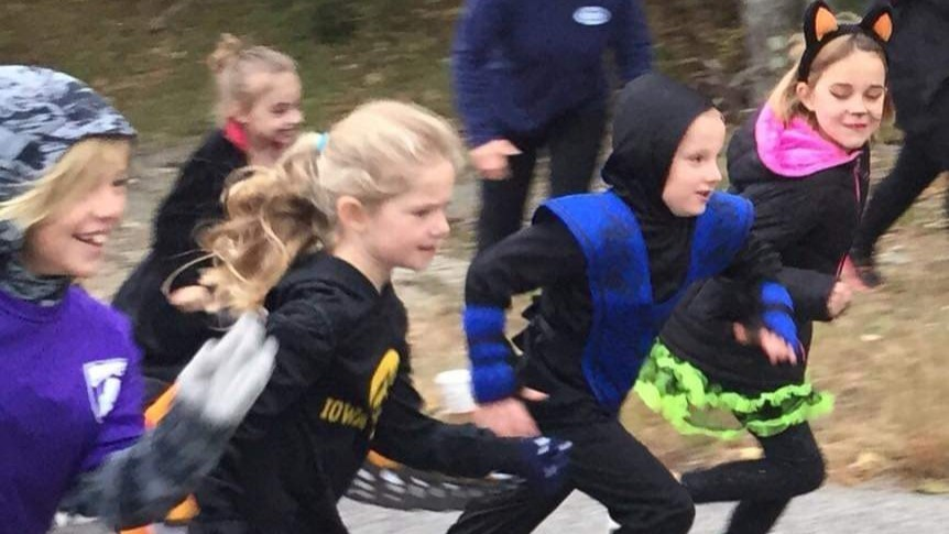 Registration is OPEN for our Spooky Sprint 5K